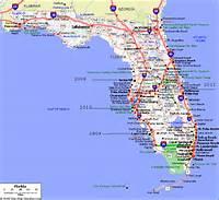 Full Large Map Florida