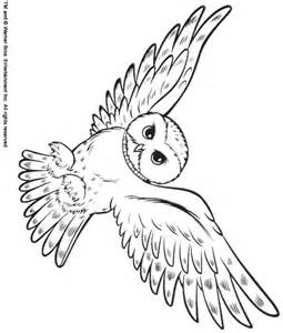 Snowy Owl coloring page - Animals Town - Animal color sheets Snowy Owl ...