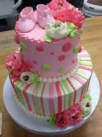 Girl Baby Shower Cake Idea