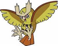 Pokemon Shiny Noctowl