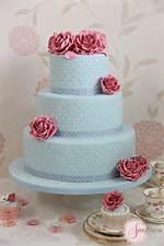 Country Wedding Cake Rose