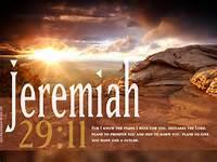 Bible Verse Jeremiah 29 11