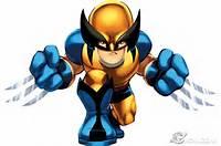 Marvel Super Hero Squad Wolverine