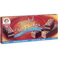 Little Debbie Frosted Fudge Cakes
