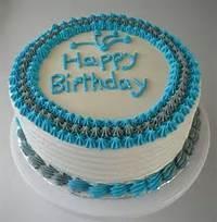 Male Birthday Cake Designs
