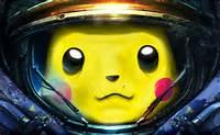 Pikachu Starcraft