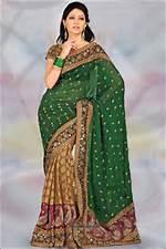 Latest Indian Bridal Silk Sarees
