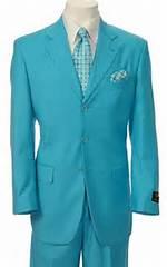 SKU TNP707 Beautiful Mens Turquoise  Light Blue Stage PartyAntigua