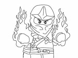Lego Ninjago Coloring Pages | Coloring Pages Gallery