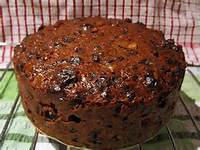 Rich Fruit Cake Recipe