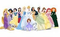 Disney Princess Cross Stitch Pattern