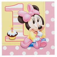 Baby Minnie Mouse 1st Birthday