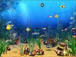 Free 3D Aquarium Screensaver Download