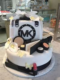 Michael Kors Birthday Cakes