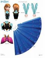 Free 3D Printable Paper Dolls Frozen