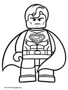 lego minifigures Colouring Pages