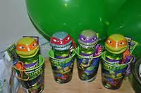 Ninja Turtles Birthday Party