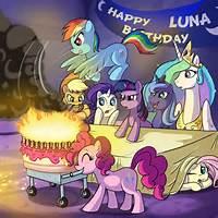 My Little Pony Friendship Is Magic Birthday