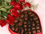Valentines Day Chocolate Flowers