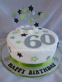 Male 60th Birthday Cake Ideas