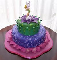 Tinkerbell Cake Ideas