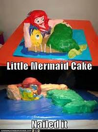 Pinterest Fails Nailed It Cake