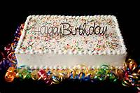 What A Favorite Happy Birthday Cake