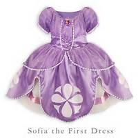 Disney Sofia The First Dress