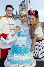 Ariana Grande At Disney World