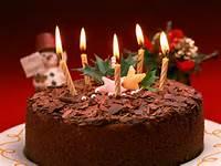 Happy Birthday Wishes Cake