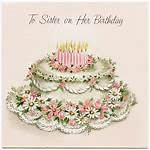 Free Sister Birthday Greeting Cards
