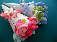 Cute Baby Shower Gift Bouquet
