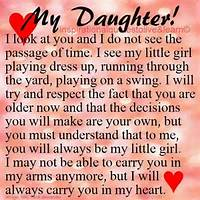 My Daughter Birthday Quotes
