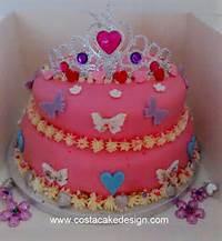 Girls Birthday Cake Designs