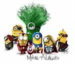 Minions As Avengers