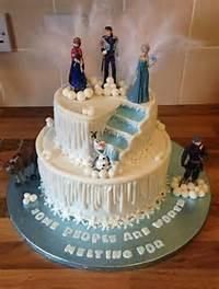 Frozen Birthday Cake Ideas