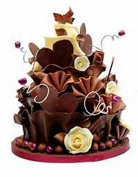 Beautiful Chocolate Birthday Cakes
