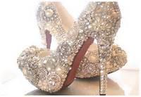 Cinderella Wedding Shoes