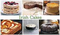 Authentic Irish Desserts