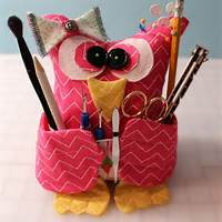 Free Owl Sewing Projects
