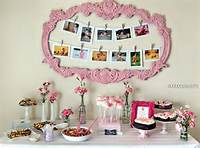 DIY First Birthday Party Ideas For Girls