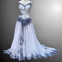 Corpse Bride Wedding Dress