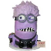Evil Purple Minions