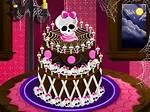 Monster High Cake Games