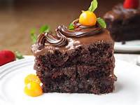 Chocolate Cake Dessert Recipe