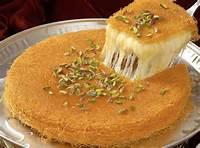 Middle Eastern Food Desserts