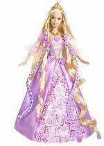 Barbie Rapunzel Doll