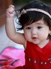Picture Pro Cute Baby Girl