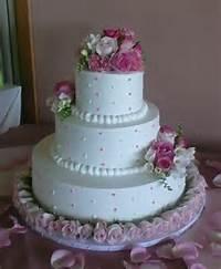 3 Tier Wedding Cake Ideas