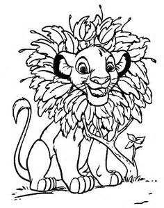 lion king coloring pages 3 lion king coloring pages 4 lion king ...
